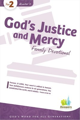 ABC Sunday School (Y2): Family Devotional - Adults: Q3 5-pack