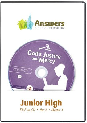 ABC Junior High Teacher Kit on CD-ROM (Y2): Quarter 3