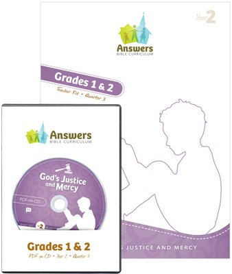 ABC Grades 1&2 Teacher Kit Print/CD-ROM Combo (Y2): Quarter 3
