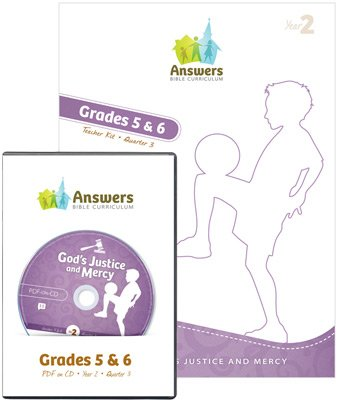 ABC Grades 5&6 Teacher Kit Print/CD-ROM (Y2): Quarter 3
