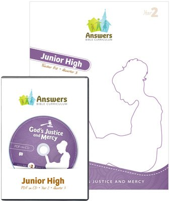 ABC Junior High Teacher Kit Print/CD-ROM (Y2): Quarter 3