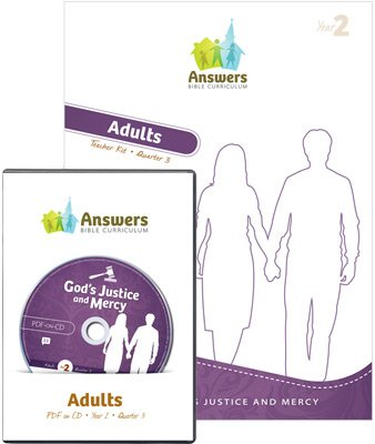 ABC Adult Teacher Kit Print/CD-ROM (Y2): Quarter 3