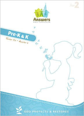 ABC Preschool Teacher Kit (Y2): Quarter 4