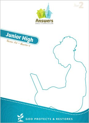 ABC Junior High Teacher Kit (Y2): Quarter 4