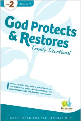ABC Sunday School (Y2): Family Devotional - Adults: Q4 5-pack