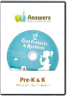 ABC Preschool Teacher Kit on CD-ROM (Y2): Quarter 4