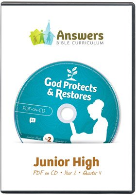ABC Junior High Teacher Kit on CD-ROM (Y2): Quarter 4