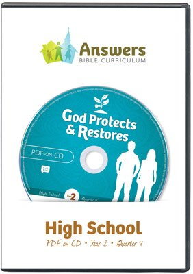 ABC High School Teacher Kit on CD-ROM (Y2): Quarter 4