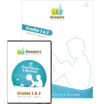 ABC Grades 1&2 Teacher Kit Print/CD-ROM Combo (Y2): Quarter 4