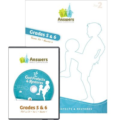 ABC Grades 5&6 Teacher Kit Print/CD-ROM (Y2): Quarter 4
