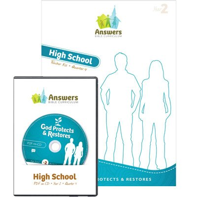 ABC High School Teacher Kit Print/CD-ROM (Y2): Quarter 4