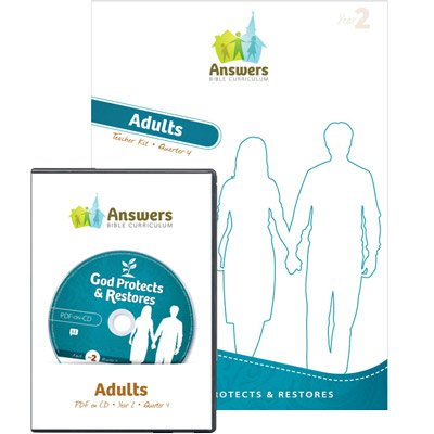 ABC Adult Teacher Kit Print/CD-ROM (Y2): Quarter 4