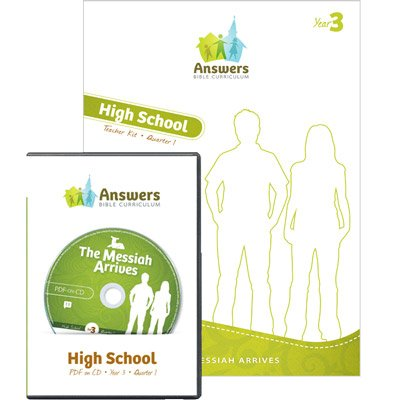 ABC High School Teacher Kit Print/CD-ROM (Y3): Quarter 1