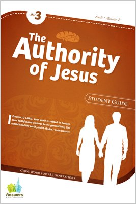 ABC Sunday School (Y3): Student Guide - Adults: Quarter 2