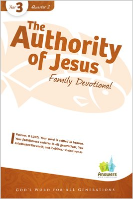 ABC Sunday School (Y3): Family Devotional - Adults: Q2 5-pack