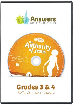 ABC Grades 3&4 Teacher Kit on CD-ROM (Y3): Quarter 2