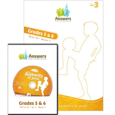 ABC Grades 5&6 Teacher Kit Print/CD-ROM (Y3): Quarter 2