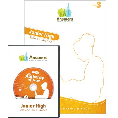 ABC Junior High Teacher Kit Print/CD-ROM (Y3): Quarter 2