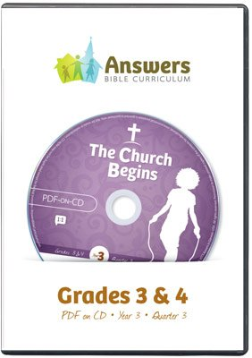 ABC Grades 3&4 Teacher Kit on CD-ROM (Y3): Quarter 3