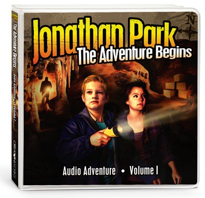 Jonathan Park: The Adventure Begins
