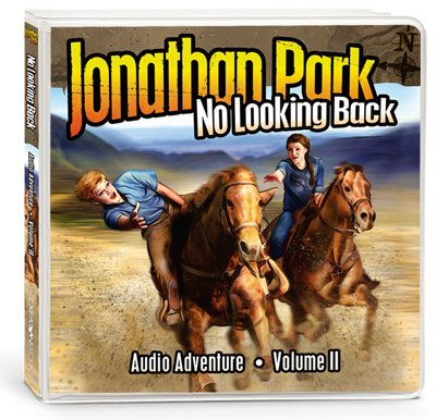 Jonathan Park: No Looking Back