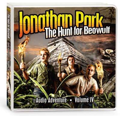 Jonathan Park Vol. 4: The Hunt for Beowulf