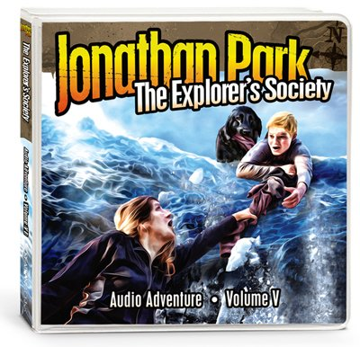 Jonathan Park Vol. 5: The Explorer's Society