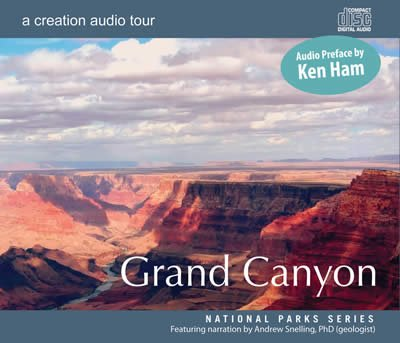 Grand Canyon: Creation Audio Tour: MP3 CD