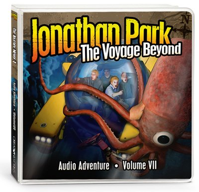 Jonathan Park Audio Series (Vol. VII): The Voyage Beyond
