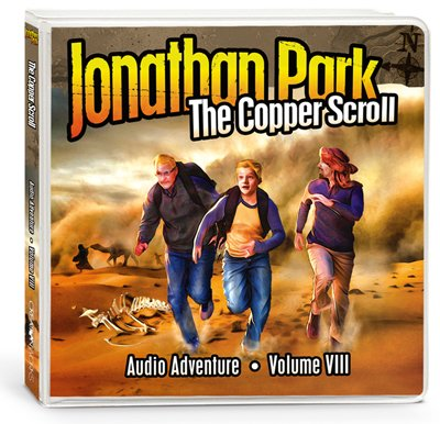 Jonathan Park Vol. 8: The Copper Scroll