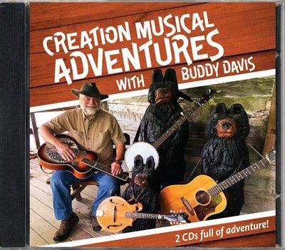 Buddy davis creation musical adventures