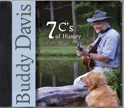 Buddy Davis: 7 C's of History