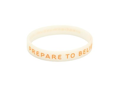 Creation Wristband: Orange