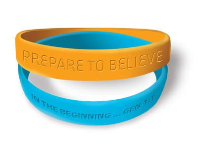 Creation Wristband: Blue