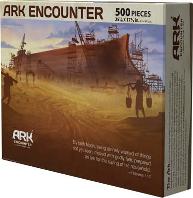 Ark Encounter Jigsaw Puzzle
