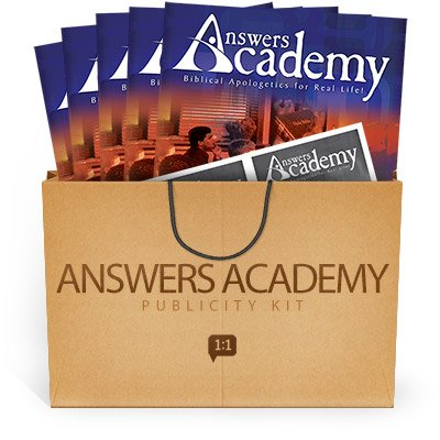 Answers Academy Publicity Kit