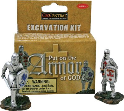 Armor of God Dig Kit