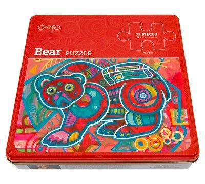 Oscar Nava Kids Bear Puzzle