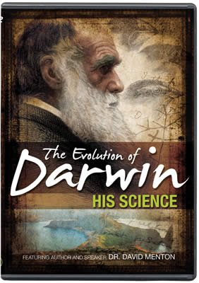The Evolution of Darwin: His Science