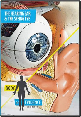 Body of Evidence 8: Hearing Ear & The Seeing Eye