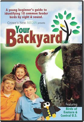 Your Backyard: Birds of Eastern & Central U.S.