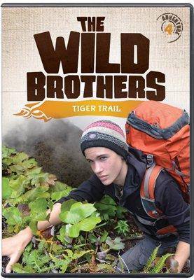 Wild Brothers: Tiger Trails