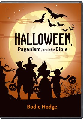 Halloween, Paganism, and the Bible: DVD