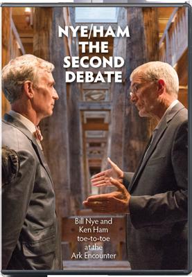 Nye/Ham: The Second Debate