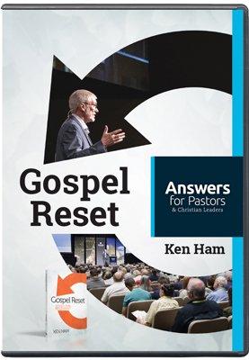 Gospel Reset DVD