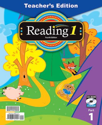 BJU Press: Reading Kit - Grade 1