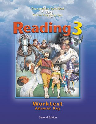 BJU Press: Reading Kit - Grade 3