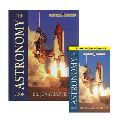 The Astronomy Book with Study Guide: Single copy