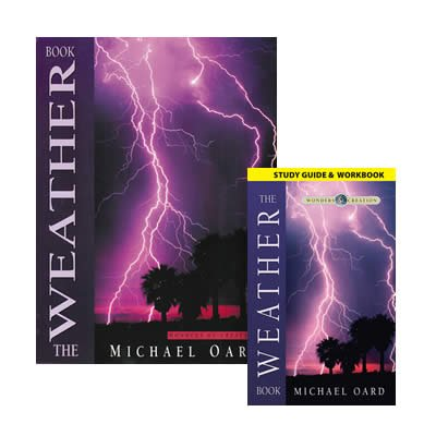 The Weather Book with Study Guide: 5-pack