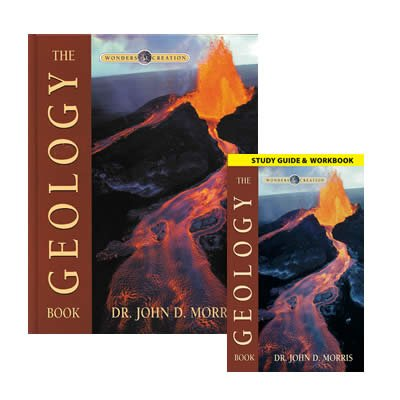The Geology Book with Study Guide: 5-pack